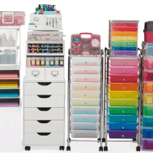 Craft Storage 40% OFF