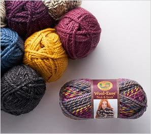 Wool Ease® Thick & Quick®