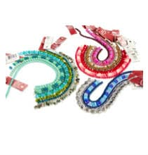 50% Off All Strung Beads