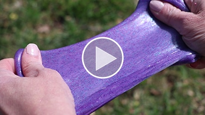 Featured Video: Color Changing Slime