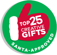 Top 25 creative gifts - Santa-approved