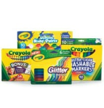 40% Off All Crayola