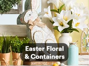 Easter Floral & Containers