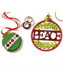 50% Off Handmade Holidays Surfaces & Embellishments