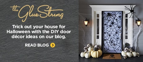 Check out the newest decorating trend – Door Décor