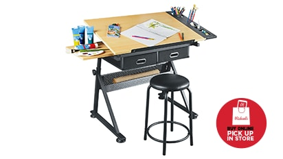 [Save 100.99] $99 EACH Arts & Crafts Creative Center by Artist's Loft™. Reg. 199.99 Each. Buy Online Pick Up In-Store