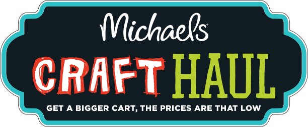 Michael's Craft Haul (Get A Bigger Cart, The Prices Are That Low