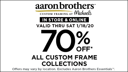 70% OFF Clearance Custom Frame Collections