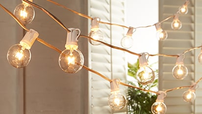 $14 Each String Lights by Ashland® and Apothecary & Company™