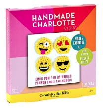 Introducing Handmade Charlotte Kids® Craft Kits. Now Buy 1 Get 1 50% Off.