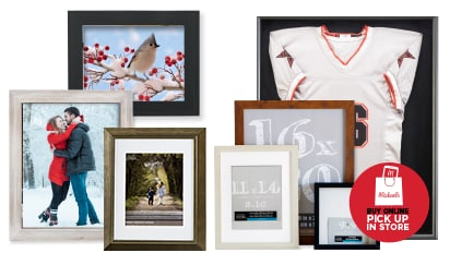 Buy One Get One Free Frames & Shadow Boxes by Studio Décor®. Buy Online Pick Up In-Store