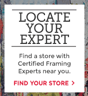 locate your expert custom frame for less