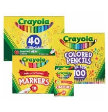 All Crayola® Buy One Get One 50% Off