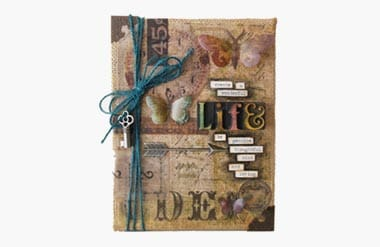 Tim Holtz Project