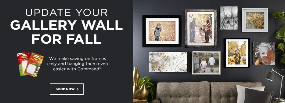 Photo, Wall, and Artwork Frames of Varying Sizes | Michaels