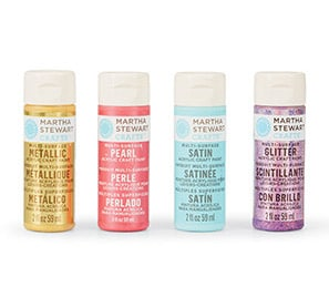 Martha Stewart Craft Paints