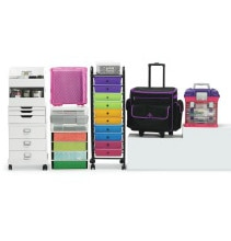 60% Off Craft Storage