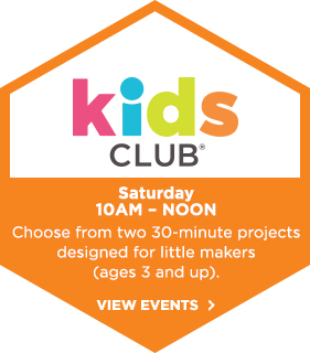 Local Arts & Craft Classes for Kids and Adults | Michaels
