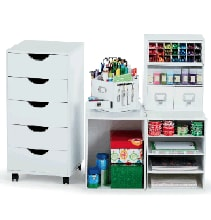 40% Off Craft Storage