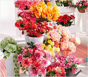 Floral decorations and craft michaels floral stems bushes and picks mightylinksfo Images