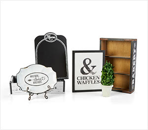 General Store Decor Collection