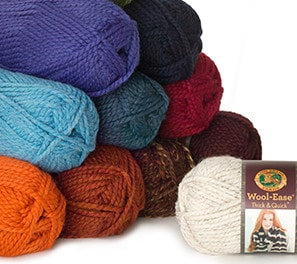 Wool-Ease® Thick & Quick®