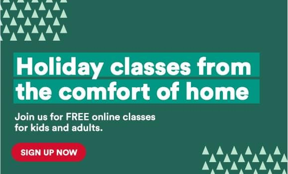 Holiday Classes