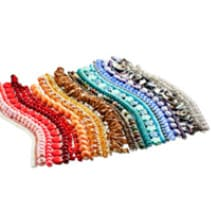 50% Off Green Label Strung Beads
