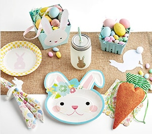 Easter Party Supplies & Packaging