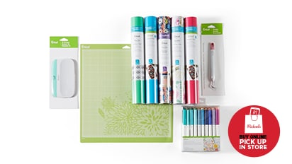 Buy 3, Get 1 FREE Accessories by Cricut®. Buy Online Pick Up In-Store