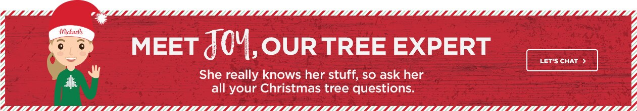 Meet Joy, Our Tree Expert