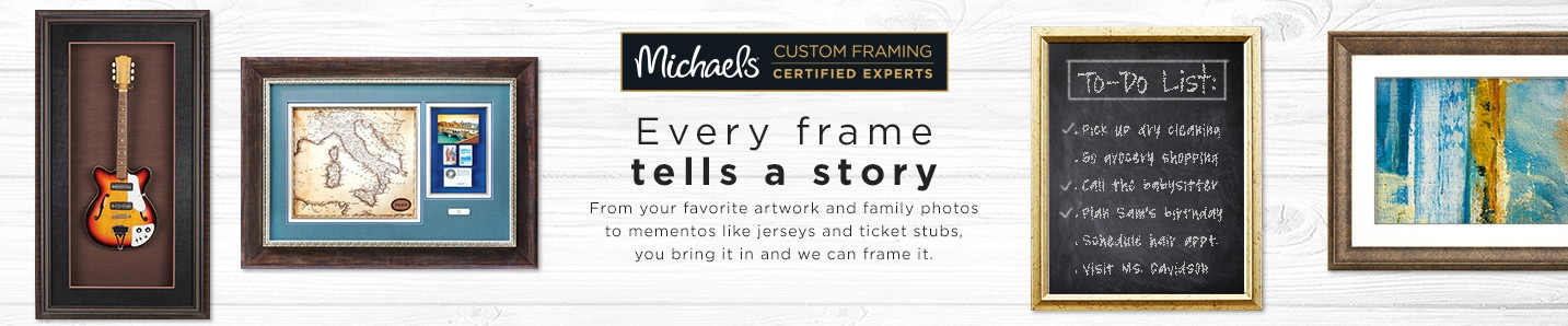 Frame Newspaper Article Michaels | Frameswall.co