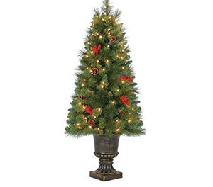 Artificial Christmas Trees And Tree Skirts Michaels - Plant Christmas Trees