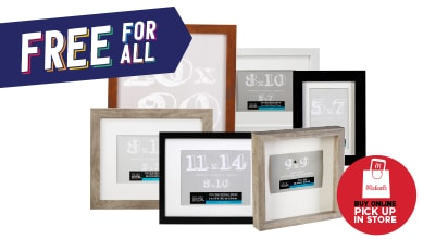 Buy 1, Get 2 FREE ALL Belmont Frames & Shadow Boxes by Studio Décor®. Buy Online Pick Up In-Store