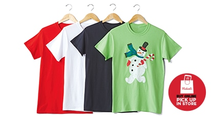 Deal Dash! 3 for $10 Gildan® Adult & Youth T-Shirts. Buy Online Pick Up In-Store