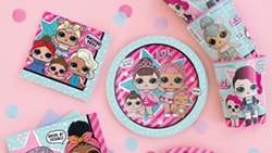 Birthday Party Supplies Featuring L.O.L. Surprise!™. Buy Online Pick Up In-Store