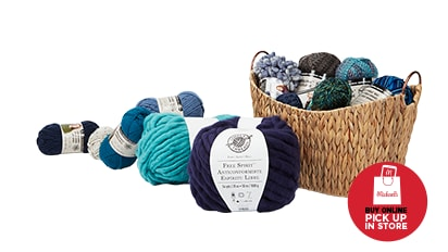 40% OFF Loops & Threads® Yarn. Buy Online Pick Up In-Store