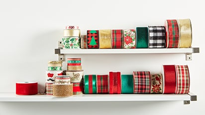 60% OFF Christmas Ribbon