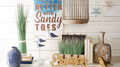 40% OFF ALL Spring Décor