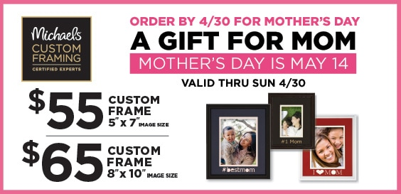 Mother's Day CF Offer
