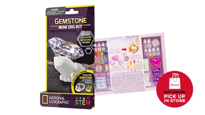 Buy One, Get One 50% OFF Kids' Science Kits. Buy Online Pick Up In-Store