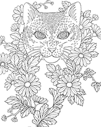 youtube coloring pages for adults - photo#48
