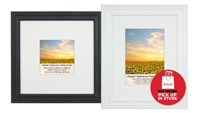 50% OFF Lifestyle Wall Frames by Studio Décor®. Buy Online Pick Up In-Store