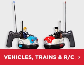 Vehicles, Trains & R/C