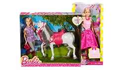 Barbie™ Vehicles, Playsets & Dolls Now available online only