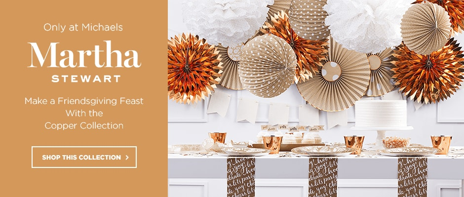 Make a Friendsgiving Feast With the Copper Collection!