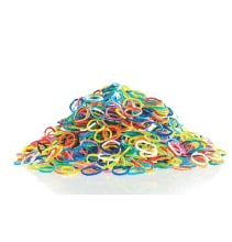 4 for $10 Rainbow Loom Rubber Band Refills