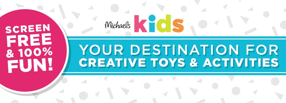 Your destination for creative toys & activities