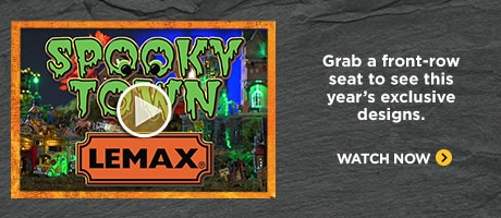 Video - Lemax Spooky Town