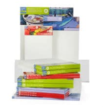 BOGO 50% Off Level 1,2 &3 Back-Stapled Canvas